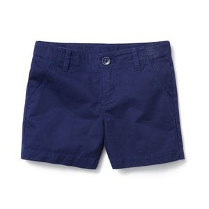 NWT Gymboree Navy Blue Shorts Midi Size 5